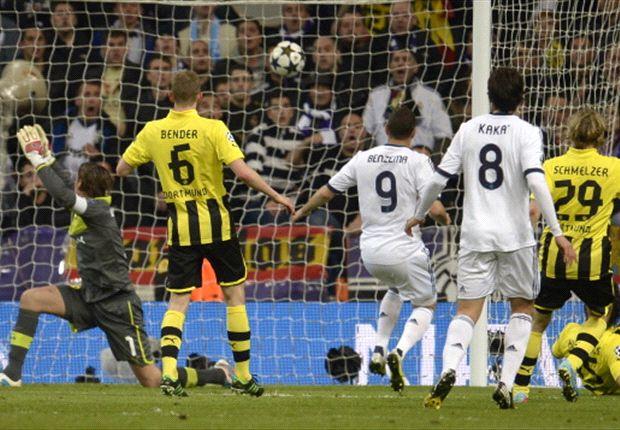 Sondage du jour - Mourinho aurait-il dû titulariser Benzema ?