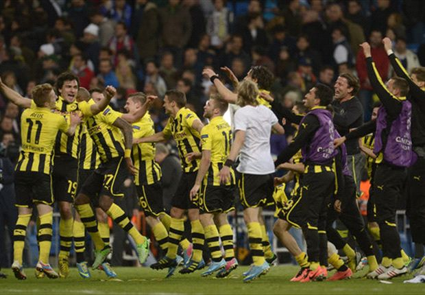 Dortmund's remarkable journey from the abyss to the brink of Champions League glory
