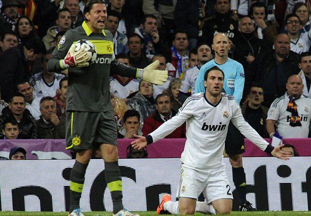 """Jose Angel Sanchez: """"Higuain wird Real Madrid im Sommer verlassen"""""""