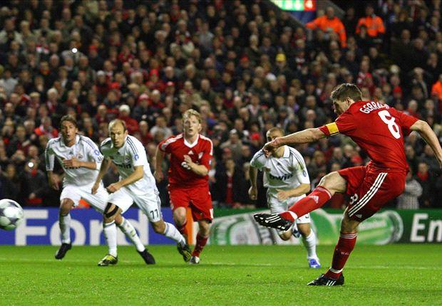 Liverpool - Real Madrid 2009