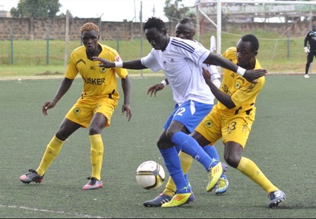 City Stars 0-1 Tusker: Champions pick maximum points
