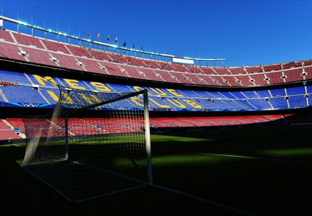 Barcelona to decide on new stadium before 2014