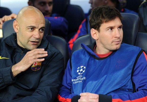 Lionel Messi Lewatkan Sesi Latihan Barcelona