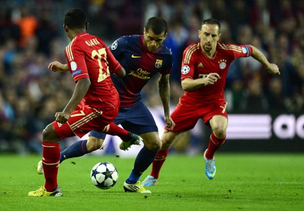 Barcelona to atone for Bayern embarrassment, says Dani Alves