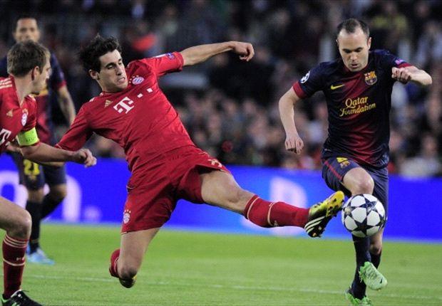 "Iniesta: ""Nederlagen zullen ons sterker maken"""