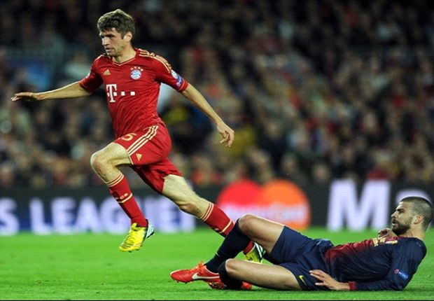 Muller: Bayern Munich extremely fired up to win Champions League