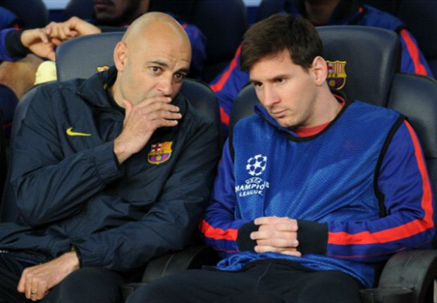 ESP, Barça - Messi n'a pas parlé à Guardiola