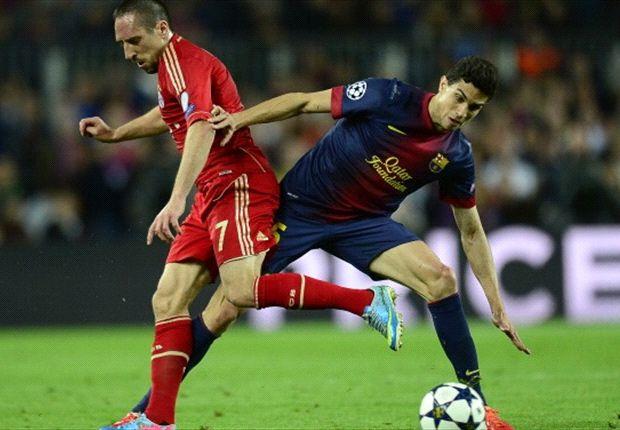 FC Bayern lässt beim FC Barcelona nichts anbrennen