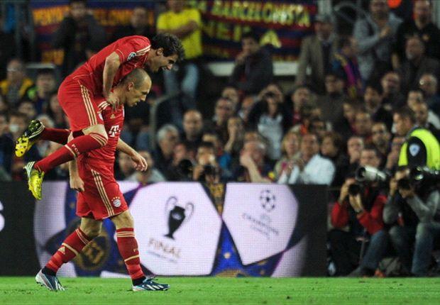 El Bayern goleó nuevamente al Barcelona y está en la final