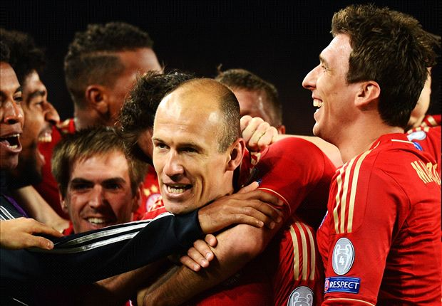 Robben: Beating Barcelona wasn't tough