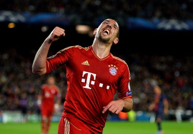 Pick your Team of the Season: Ribery, Pirlo and Lewandowski star in Asia editor's XI