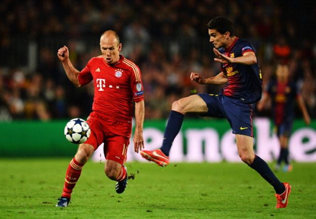 """Robben: """"Driemaal is scheepsrecht"""""""