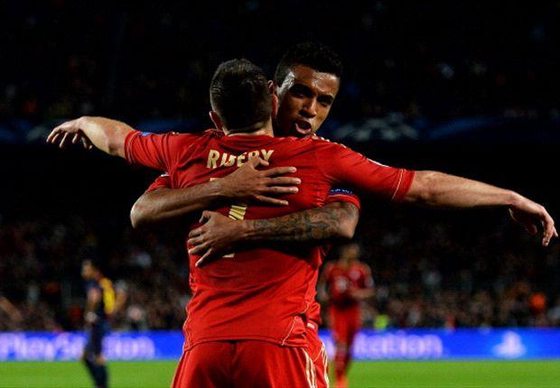 Bayern Munich, una máquina de hacer goles