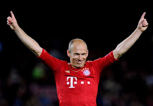 Robben sees his future as being at Bayern