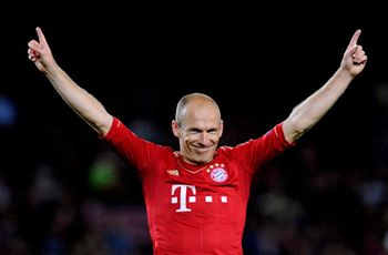 Robben desperate to end final curse