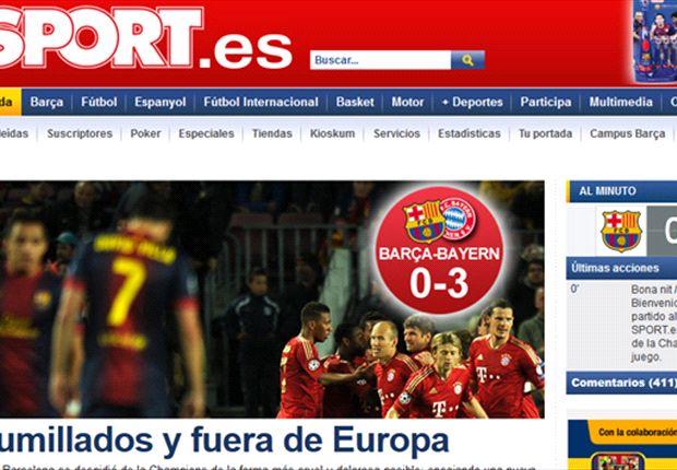 CLEAR Top Moments Leg Kedua Semi-Final Liga Champions 2012/13