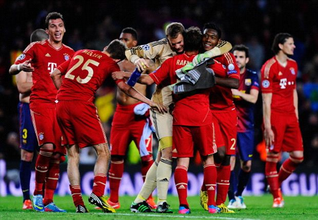 Bayern one step away from redemption after disposing of Barcelona
