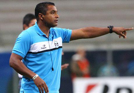 Roger Machado ganha força no Grêmio