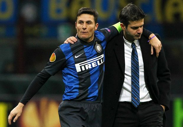 Zanetti is special to Inter, insists Stramaccioni