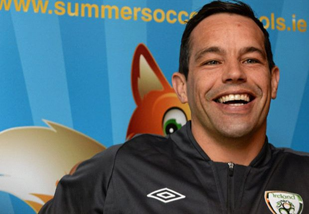'The stuff of dreams' - Ireland's David Forde on taking the long road to the top