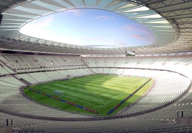 Los estadios de Brasil 2014: Castelão