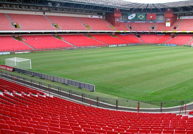 Los estadios de Brasil 2014: Arena da Baixada