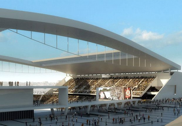 Fifa set for showdown talks with Corinthians over World Cup stadium fears