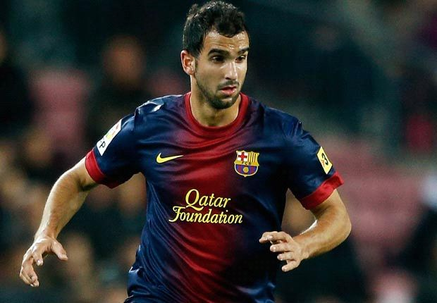 Montoya: I want to take Alves' place at Barcelona