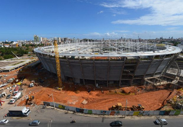 World Cup 2014 Stadium Profile: Estadio Fonte Nova