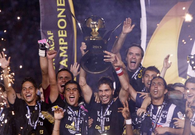 Monterrey wins the CONCACAF Champions League