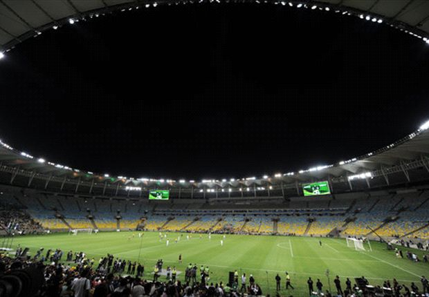 Maracana cost rockets to over €400 million
