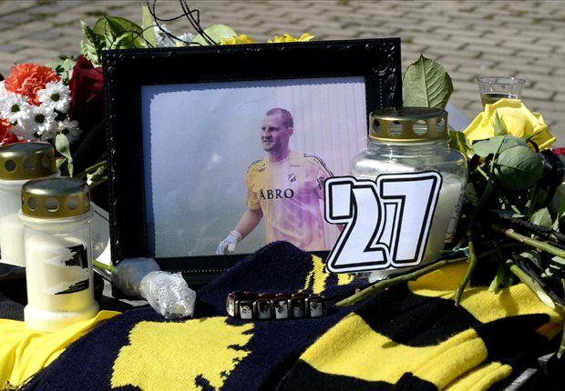 Muere el arquero del AIK de Suecia