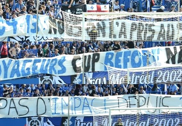 Nick Sabetti: Ultras played a part in Impact rout of Toronto FC