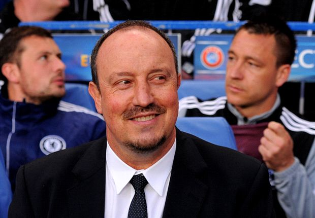 'I came to do a professional job' - Chelsea boss Benitez delighted with Europa League final berth