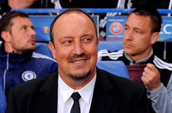 Benitez drops Mourinho to Chelsea hint