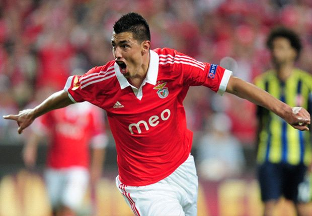 Benfica 3-1 Fenerbahce: (Agg 3-2) Cardozo double propels Eagles to Europa League final