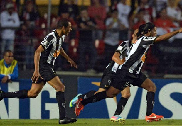 Sao Paulo fue testigo de la magia de Ronaldinho