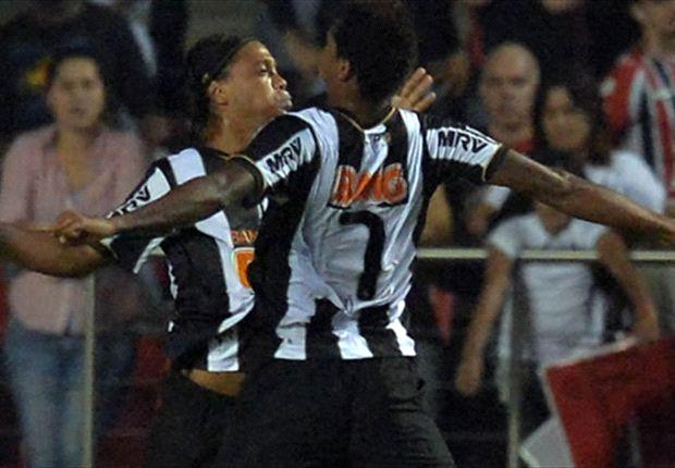 Atlético Mineiro 4 x 1 São Paulo: Com goleada Galo se garante na próxima fase da Libertadores