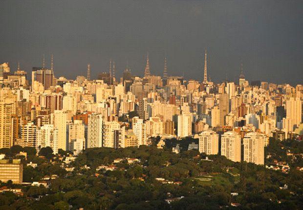 WM 2014 Stadtprofil: Sao Paulo