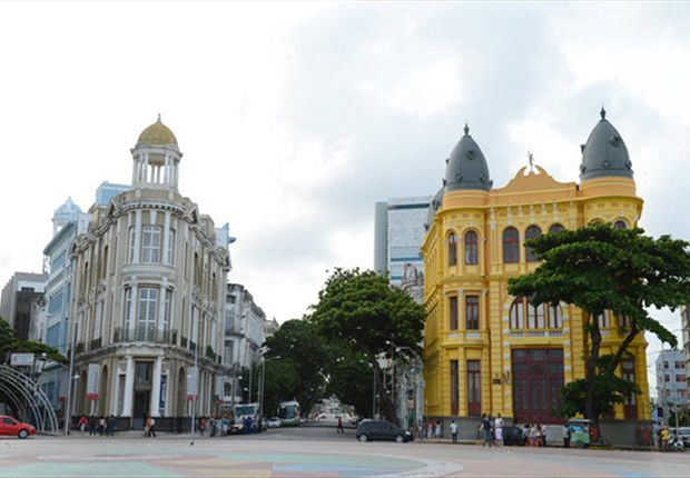 World Cup 2014 City Guide: Recife