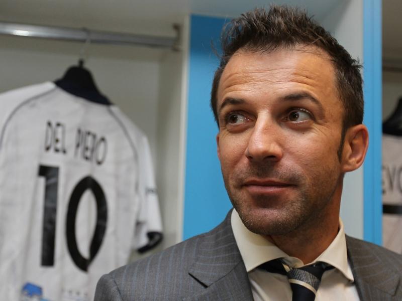 """Del Piero : """"Cristiano Ronaldo ? S'il veut partir, il y a beaucoup de place à la Juve pour lui"""""""