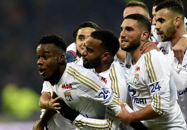 El PSG cae en Lyon