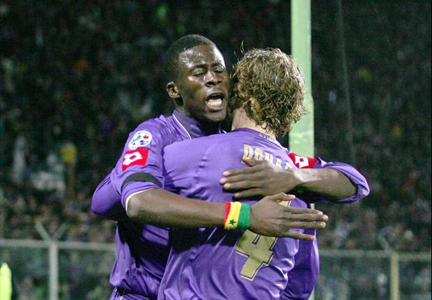 Official: Former Fiorentina striker Papa Waigo joins Al Wahda