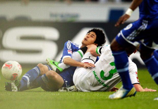 Draxler erlöst Schalke - Gladbach harmlos im eigenen Stadion
