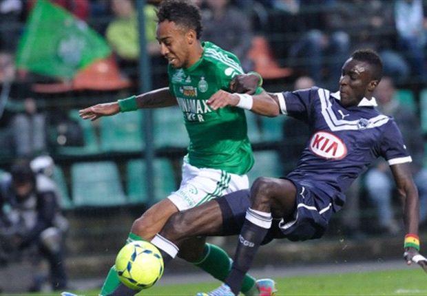 Pierre-Emerick Aubameyang tendiert zu einem Wechsel nach Deutschland. Ob zu Bayer Leverkusen oder Borussia Dortmund, lässt er dabei offen.