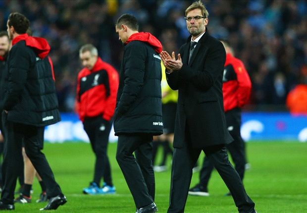 Klopp: Only idiots stay on the floor, Liverpool will strike back