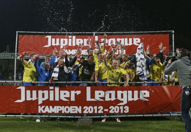 SC Cambuur Leeuwarden Rayakan Promosi