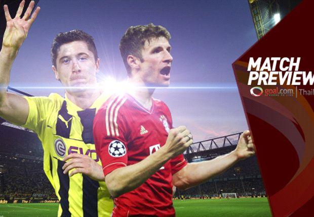 """Borussia Dortmund empfängt Bayern München - Welche """"B-Elf"""" siegt?"""