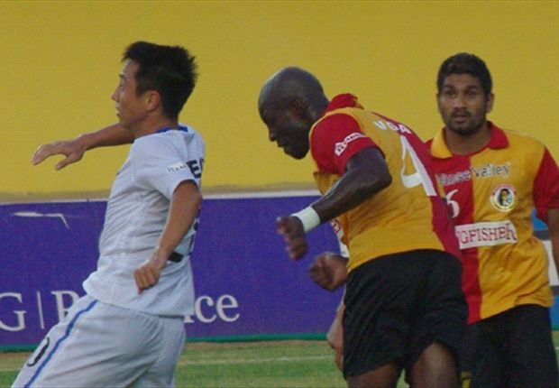 Dempo SC 2-2 East Bengal: The Red and Gold fall out of the I-League title race