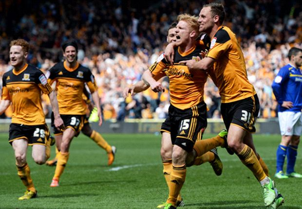 Irish Abroad: Paul McShane on target as Hull seal promotion